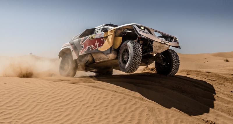 Pour Peugeot, l'édition 2018 du Dakar sera la dernière