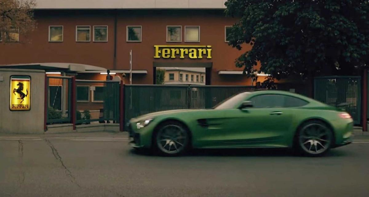 F1 : le joli message de Mercedes pour saluer la performance de Ferrari
