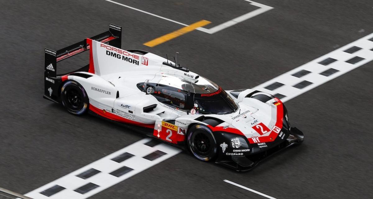 WEC - 6 Heures de Shanghai : Porsche rafle les titres constructeurs et pilotes