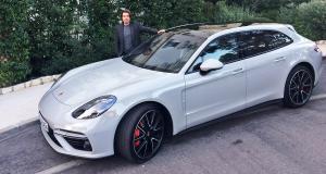 Essai Porsche Panamera Sport Turismo: break de chasse par excellence