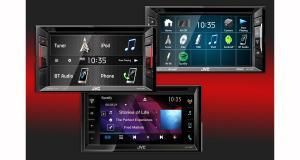 JVC présente les premiers autoradios multimédia de sa gamme 2018