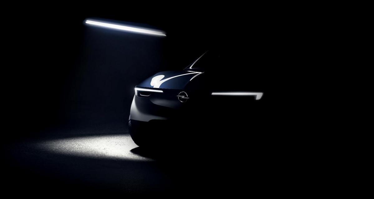 Un mystérieux concept se prépare chez Opel