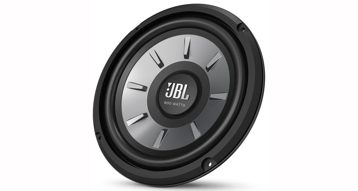 JBL commercialise une nouvelle gamme de subwoofers à prix très attractifs