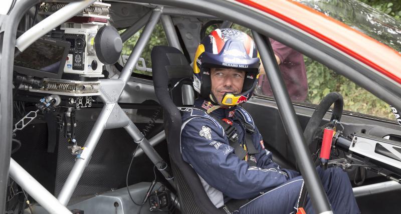 Sébastien Loeb Xperience : la nouvelle attraction en 5D du Futuroscope