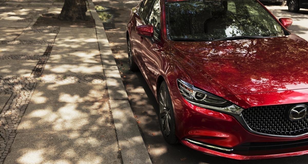 La nouvelle Mazda6 débarquera au salon de Los Angeles