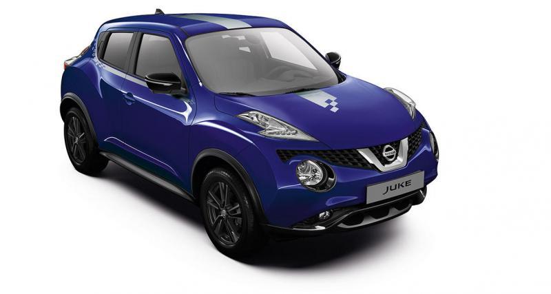 Une version très limitée de Gran Turismo Sport fournie avec un vrai Nissan Juke