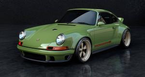 Porsche 911 type 964 par Singer : la 911 avec un peu de F1 dedans