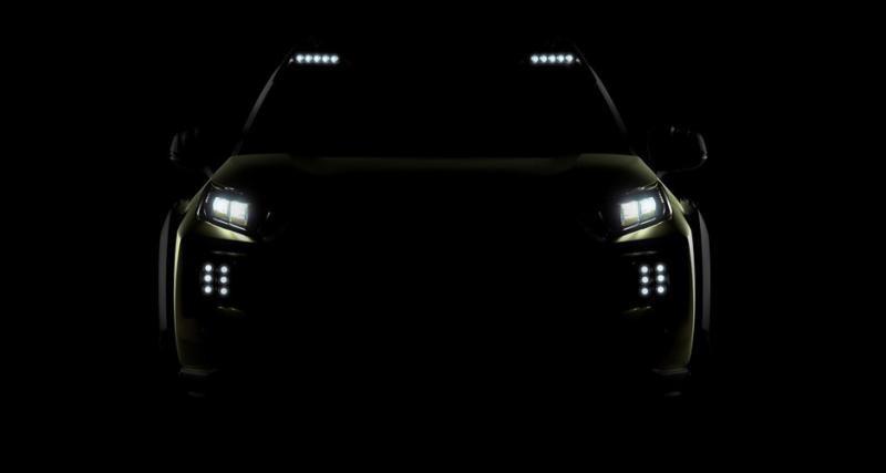 Toyota FT-AC : un concept pour partir à l'aventure