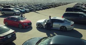 Les conducteurs d'Audi sont prêts à tout pour avoir une place de parking