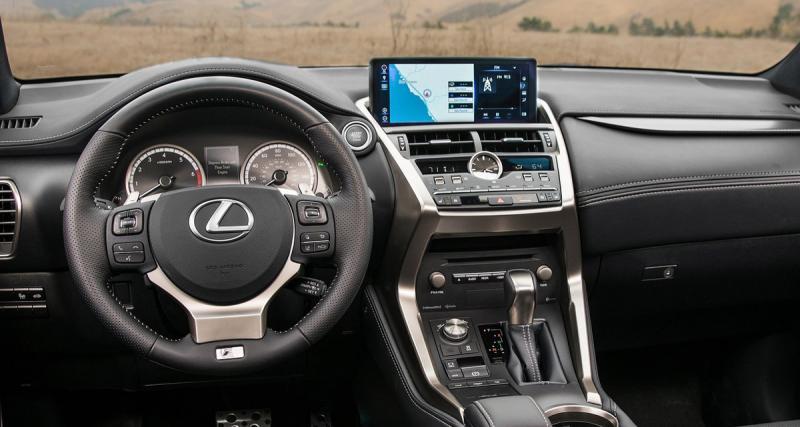 La Lexus NX comportera un système hi-fi Pioneer