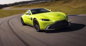 Nouvelle Aston Martin Vantage : toutes griffes dehors