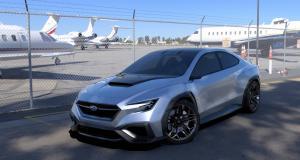 La Subaru WRX STi reviendra... mais pas en Europe