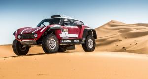 Dakar 2018 : Mini veut battre Peugeot grâce à un nouveau buggy