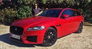 Essai Jaguar XF Sportbrake: pour changer du SUV