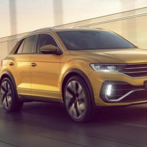 Volkswagen T-Rocstar Concept : graine de T-Roc R