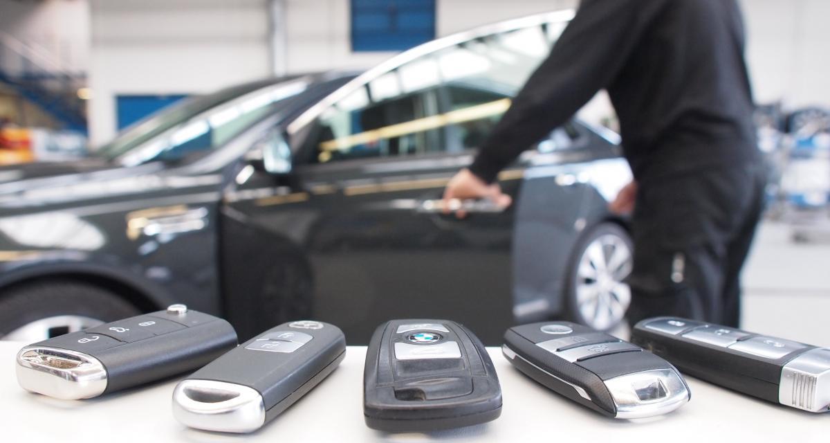 Top 10 2017 des voitures les plus volées en France