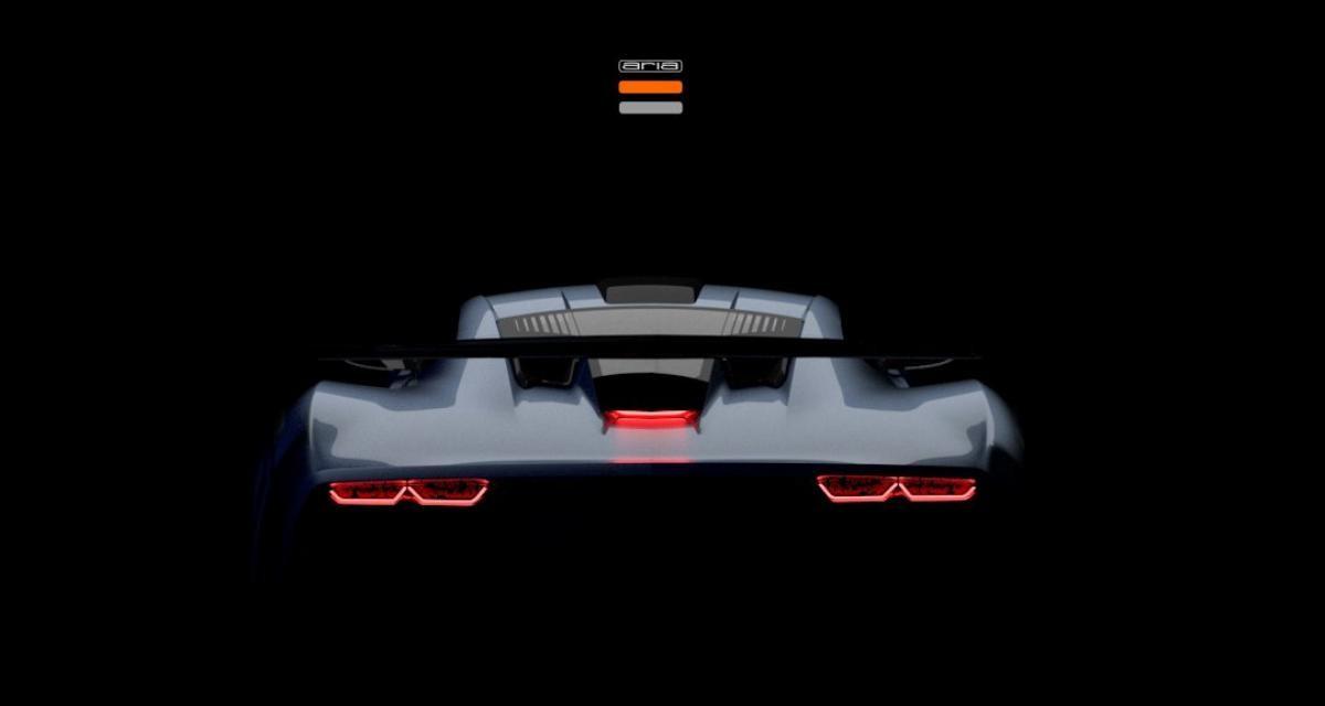 Une nouvelle supercar sur base de Corvette en approche