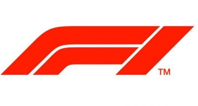 La F1 a un nouveau logo