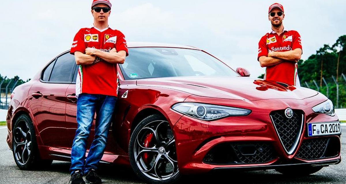 Alfa Romeo de retour en F1 grâce à Sauber