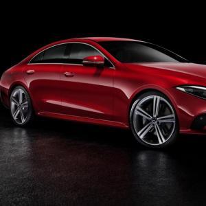 Nouvelle Mercedes CLS : un coup de crayon surprenant