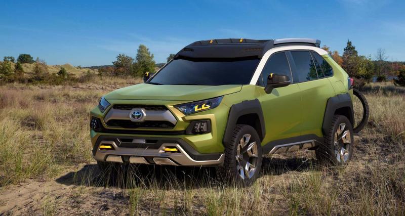Toyota FT-AC Concept : tout en muscles