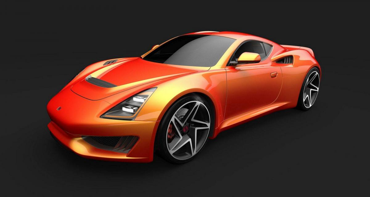 Saleen S1 : 100 000 dollars pour une sportive 4-cylindres