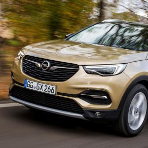 L'Opel Grandland X met un pied dans le premium grâce à la finition Ultimate