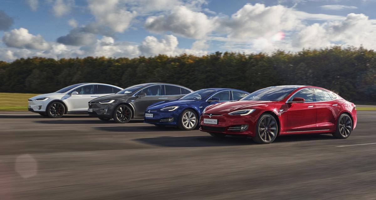 Des sièges arrière défaillants sur les Tesla Model S et Model X