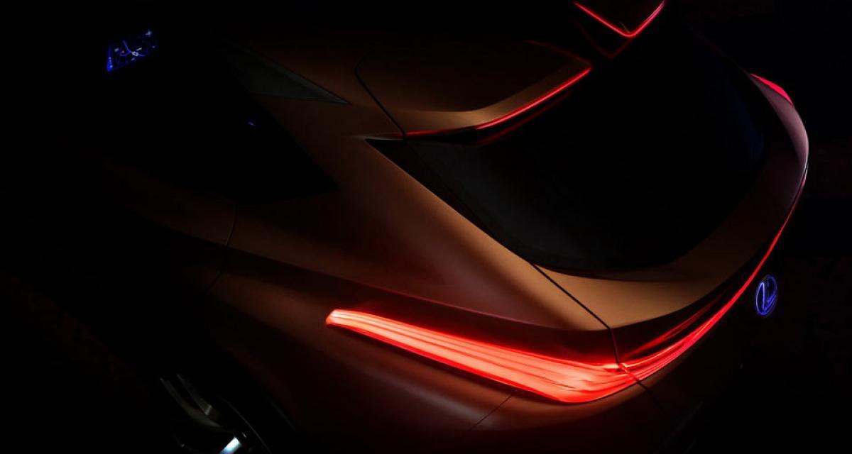 Lexus annonce le LF-1, son concept de SUV très haut de gamme