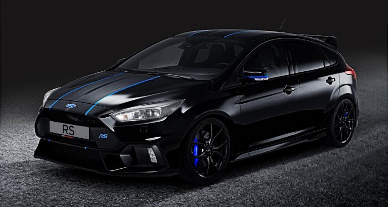 Pour Noël, gâtez votre Ford avec ces pièces Ford Performance