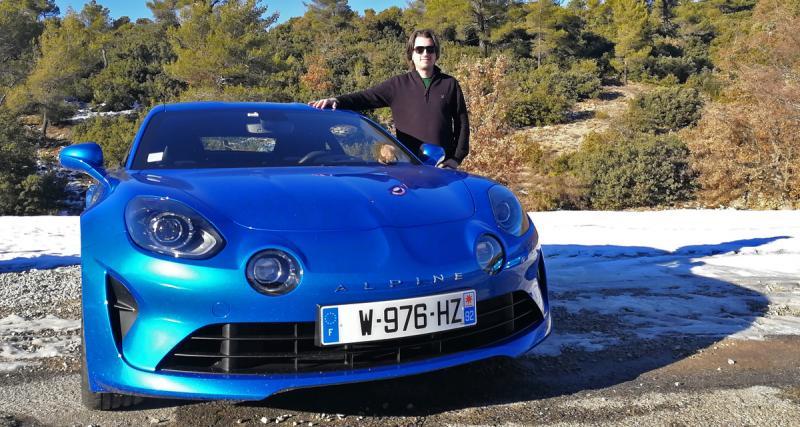 Essai Alpine A110 : Vive la France!