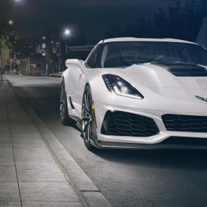 1 200 ch dans la nouvelle Chevrolet Corvette ZR1, c'est possible grâce à Hennessey