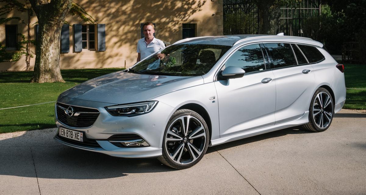 Essai Opel Insignia Sports Tourer : bien sous tous rapports