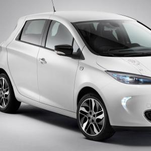 renault zoe achat int gral avec les batteries. Black Bedroom Furniture Sets. Home Design Ideas