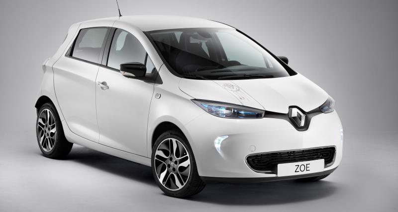 Renault ZOE Star Wars : le pouvoir de la Force électrique