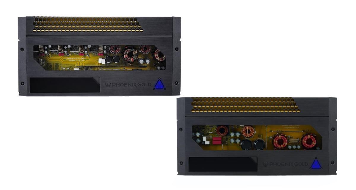 Phoenix Gold dévoile sa nouvelle gamme d'amplificateurs Ti Series