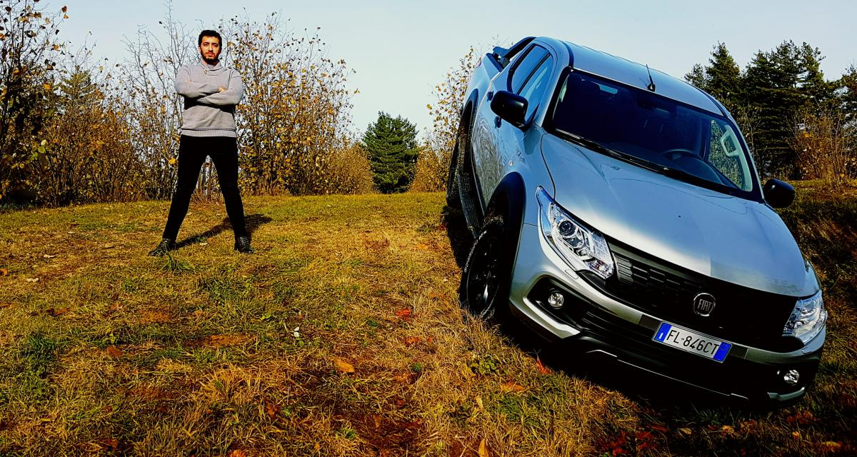 Essai Fiat Fullback: opération séduction