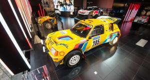 Le Dakar s'invite au Peugeot Avenue