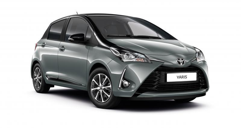 Toyota Yaris restylée : du nouveau pour le haut de gamme