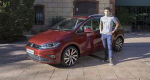 Essai Volkswagen Golf Sportsvan restylée: contrer la concurrence interne