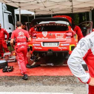 Sébastien Loeb roulera en WRC pour Citroën en 2018