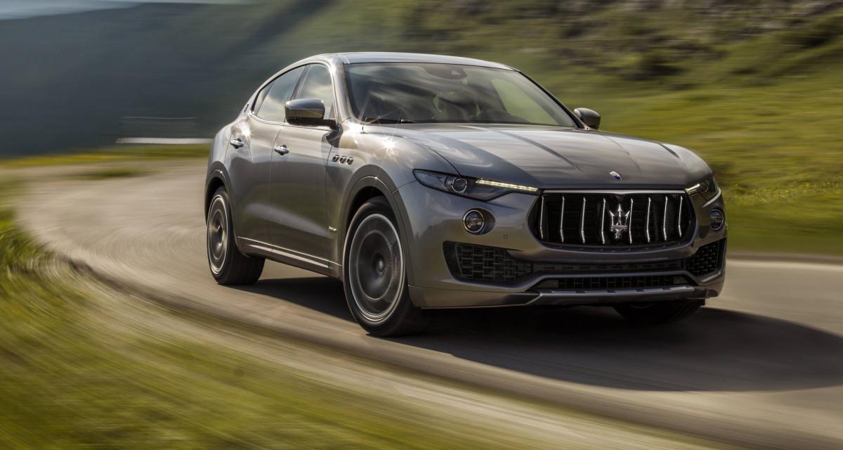 Essai Maserati Levante : un SUV sachant chanter