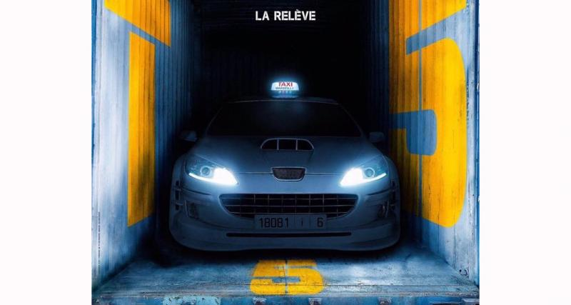 Une première affiche pour Taxi 5