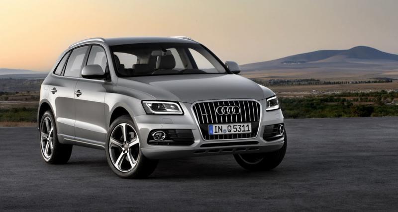 Audi rappelle 1,27 million de voitures pour un risque d'incendie