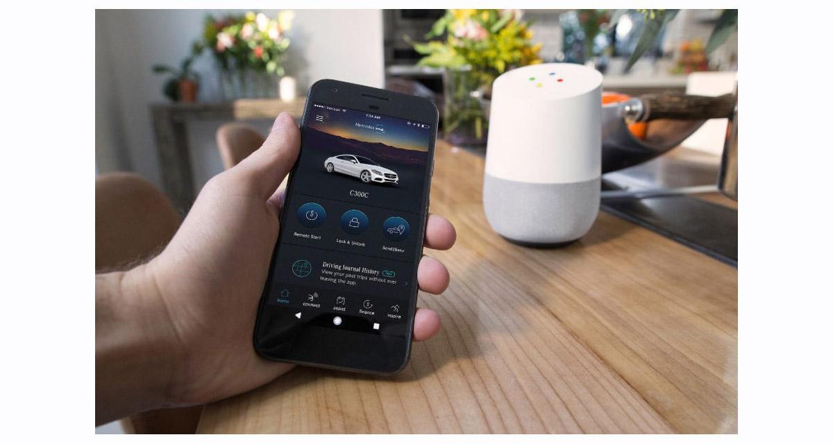 Au CES 2018, Xee dévoilera une nouvelle expérience de voitures connectées via Google Home