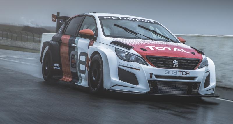 Peugeot 308 TCR: la compacte transcendée pour le circuit
