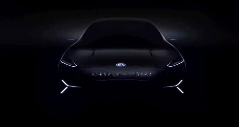 Kia Niro électrique : un concept avec la 5G au CES de Las Vegas