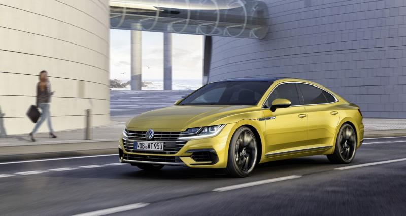Déjà un double rappel pour la Volkswagen Arteon