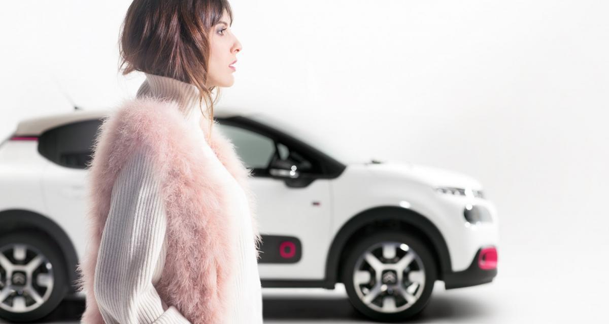 La Citroën C3 s'habille en ELLE
