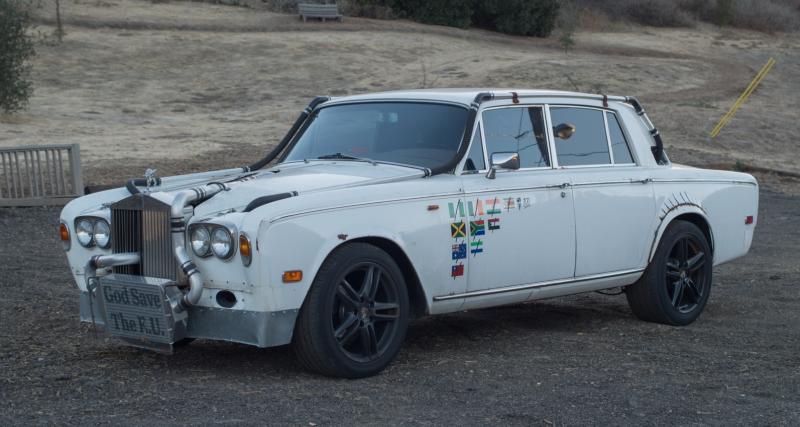 La Rolls-Royce de l'apocalypse est à vendre aux enchères